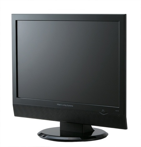 Monitores Hitachi con HDMI