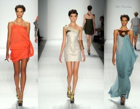 Semana de la Moda de Nueva York Toni Francesc Verano 2011