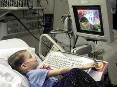 Clases online para niños hospitalizados
