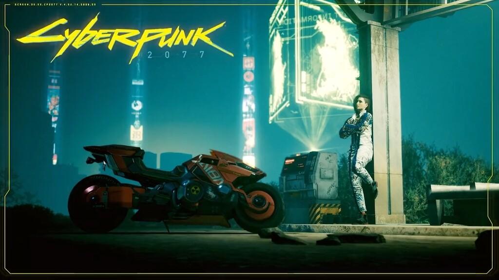 Así será el impresionante modo foto de Cyberpunk 2077 con el que podremos sacar unas instantáneas para enmarcar