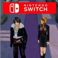 Final Fantasy VIII Remastered luce de escándalo en Switch comparado con el clásico de PlayStation