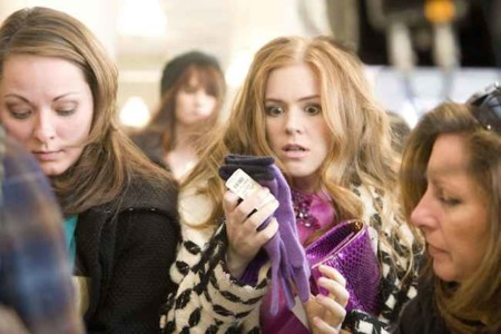 Confessions Of A Shopaholic Isla Fisher