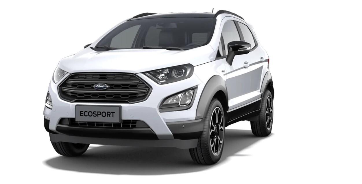 Foto de Ford EcoSport Active 2021 (12/18)