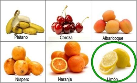 Solución a la adivinanza: la fruta con más agua es el limón