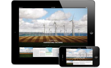 Proyecto Bliss, los libros de texto electrónicos según Apple