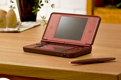 Nintendo DSi LL anunciada oficialmente