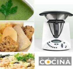 Cocina con Thermomix en Canal Cocina