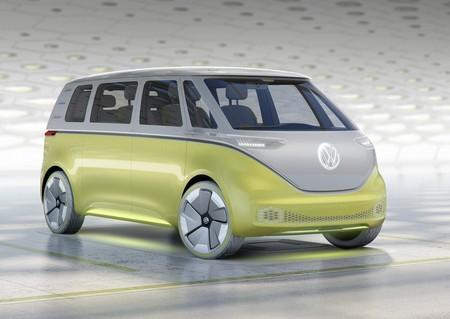 Volkswagen Id Buzz Concept 2017 1280 06