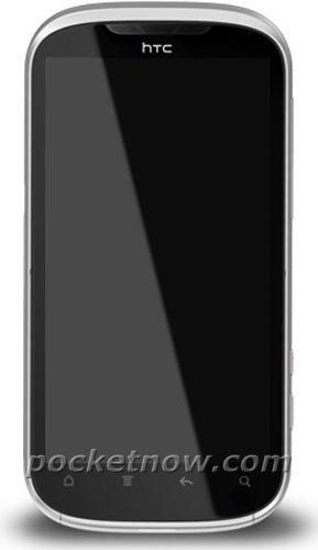 HTC Ruby, primera imagen oficial filtrada