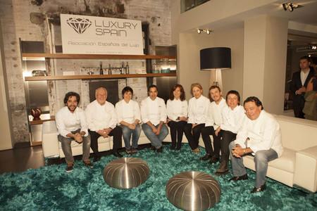 """Los chefs """"estrella Michelin"""" españoles en Luxury Spain Gourmet"""