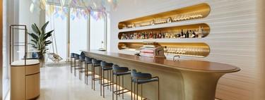 Louis Vuitton abre su primer y espectacular restaurante de estilo art déco en Osaka
