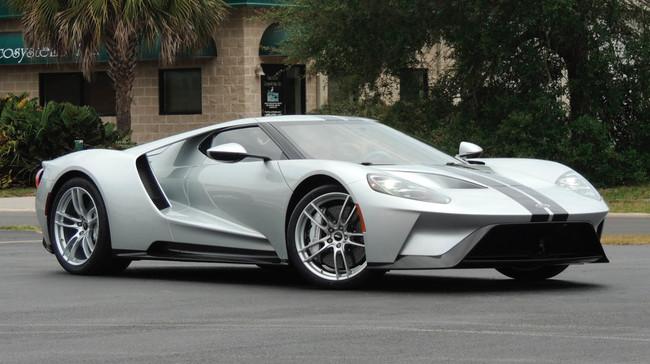 ¡Y ya van dos! Ford se plantea acciones legales contra un cliente que ha decidido subastar su Ford GT antes de tiempo