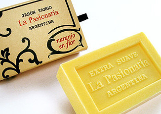 Jabones para sibaritas de origen argentino