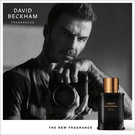 David Beckham Se Adentra Al Mundo De La Perfumeria Con Su Primera Fragancia Bold Instinct 03