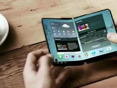 Samsung presentará un teléfono con pantalla plegable en el CES, pero tendrá truco