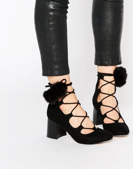 Gucci Zapatos Pom Pom Clon Asos 2016 2