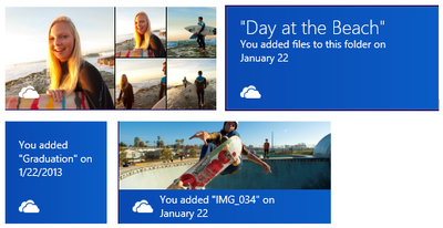 SkyDrive para Windows 8 se actualiza, ahora con un live tile