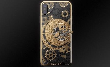 Caviar skeleton