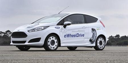 Los nuevos motores en rueda de Ford y Schaeffler se presentan en sociedad