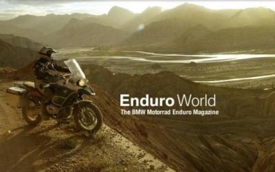 Se buscan fotografías para el calendario 2008 de BMW Motorrad
