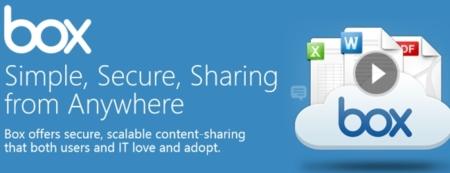 La aplicación Box lanza su versión para Windows 8 de forma gratuita