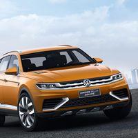 Habrá un Volkswgen Tiguan coupé y estará listo el próximo año