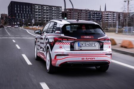 Audi Q4 e-tron precios