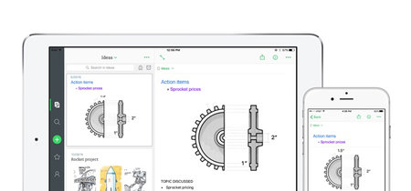 Evernote 8.0 para iOS ya está aquí, y con mejoras importantes