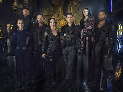 Nos quedamos sin final de 'Dark Matter': Syfy no renueva la serie para una cuarta temporada