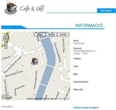 Café&Wifi, sitio con las redes gratuitas de Cataluña