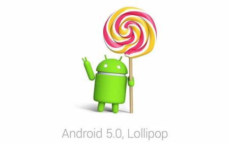 Android 5 Lollipop Xta
