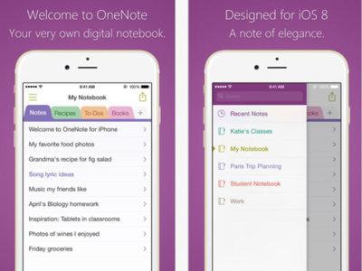 Microsoft actualiza OneNote para iOS con soporte para incluir enlaces de vídeo y más novedades