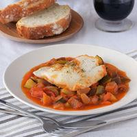 Bacalao con sanfaina: receta tradicional de Semana Santa
