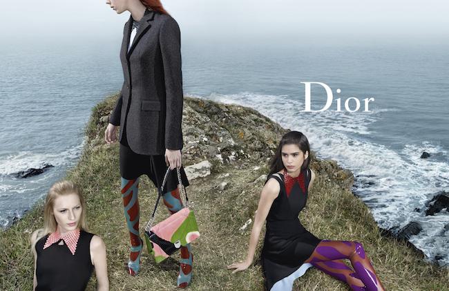 Foto de Campaña Dior Otoño-Invierno 2015/2016 (2/5)