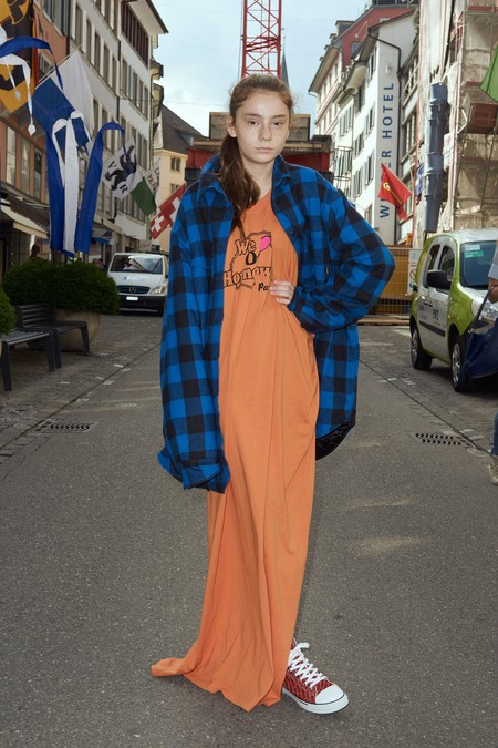 14 Vetements Mens Ss 18