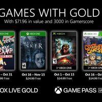 Maid of Sker y Costume Quest entre los juegos de Games with Gold de octubre de 2020