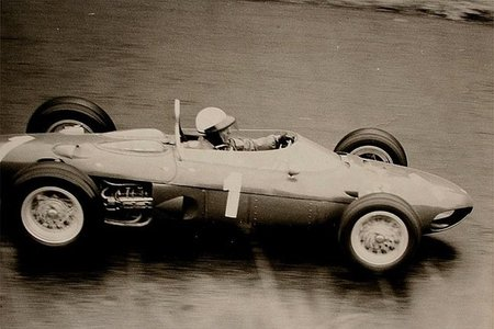 Ganar en tu primer Gran Premio: Giancarlo Baghetti en Rheims