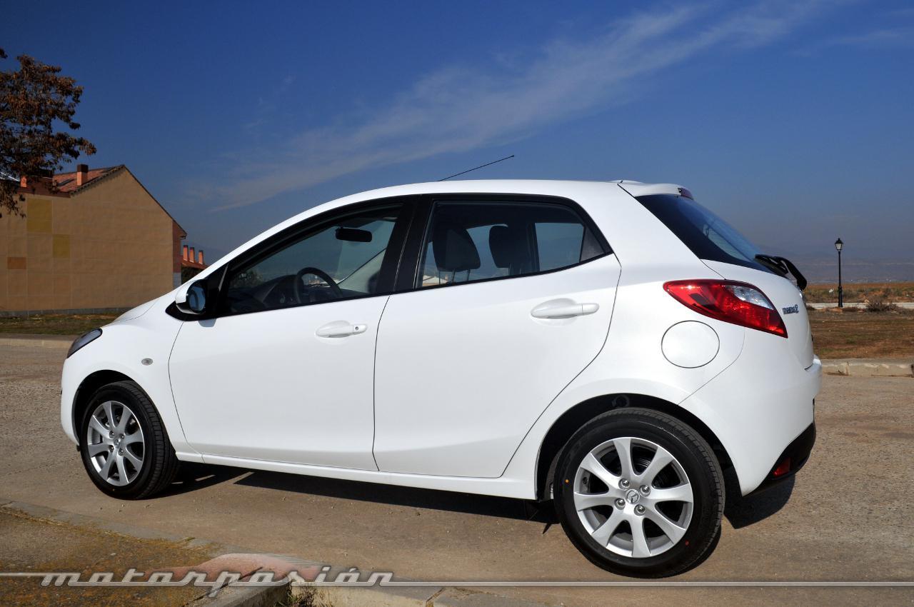 Foto de Mazda2 2011 (Prueba) (38/58)