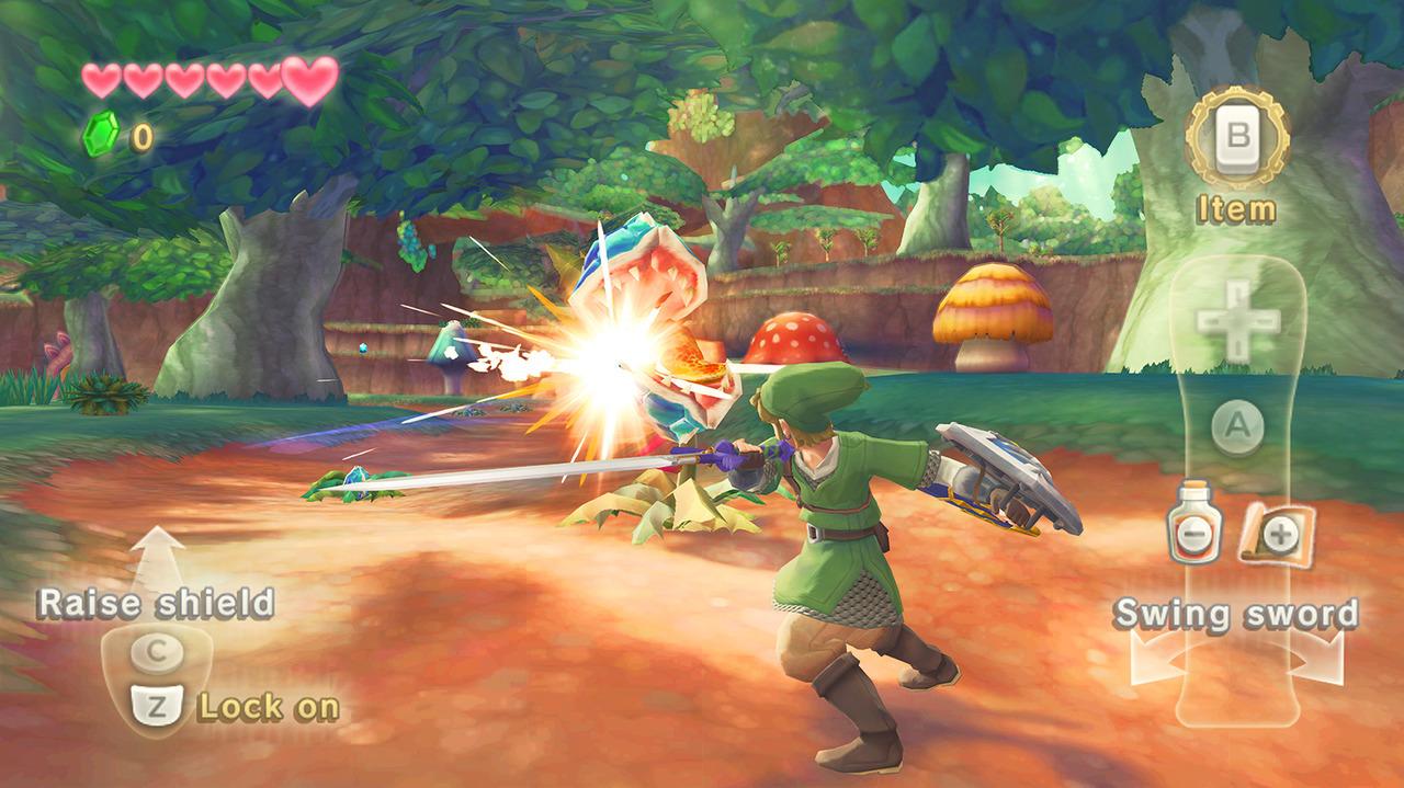 Foto de The Legend of Zelda: Skyward Sword, todo lo que necesitas saber (4/10)