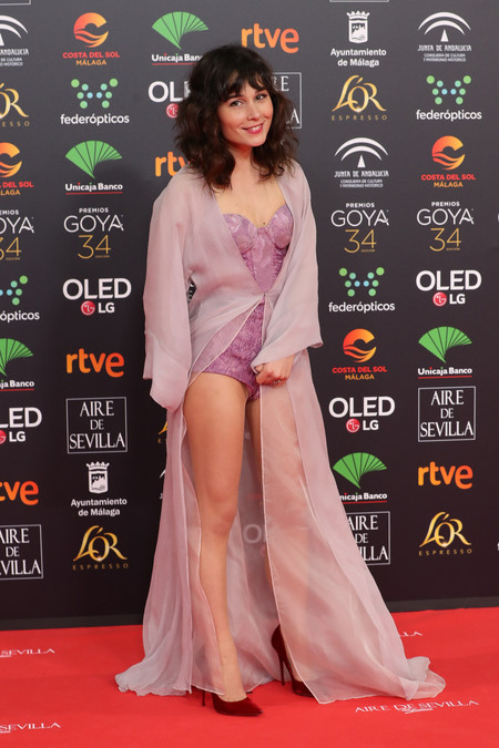 Nadia de Santiago goya 2020