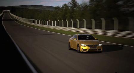 El nuevo BMW M4 se deja ver en Gran Turismo 6