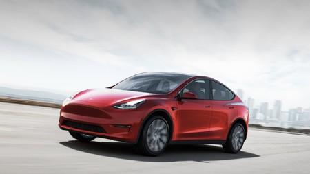 Se filtran las medidas del Tesla Model Y, y es más grande que un Nissan Qashqai o un Toyota RAV4