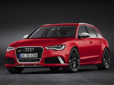 Primeras imágenes del Audi RS6 Avant 2013