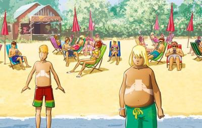 La marca del verano, la imagen de la semana
