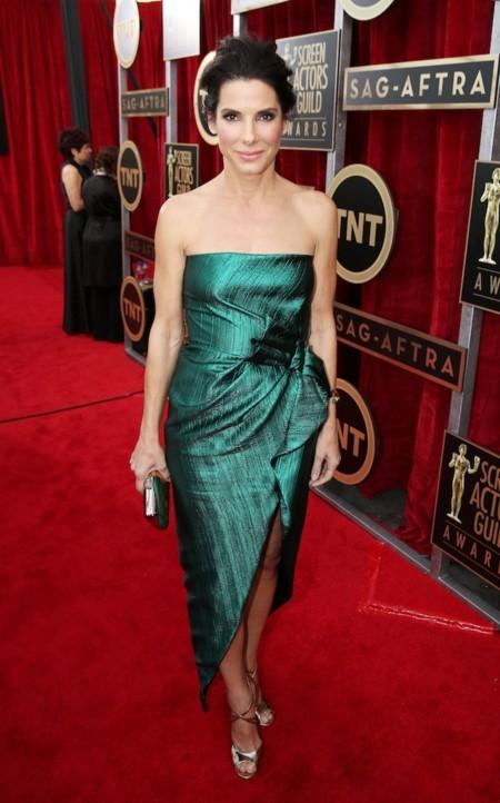 Sandra Bullock premios SAG 2014