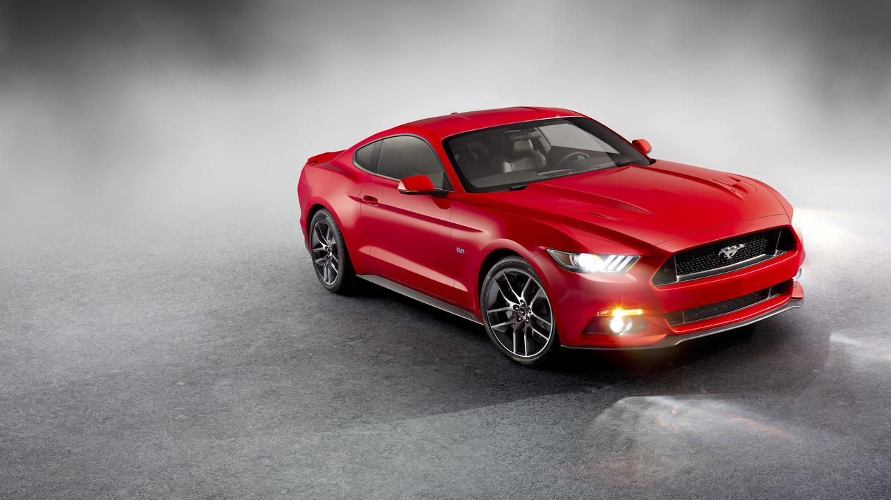 Foto de Ford Mustang 2014 (3/15)