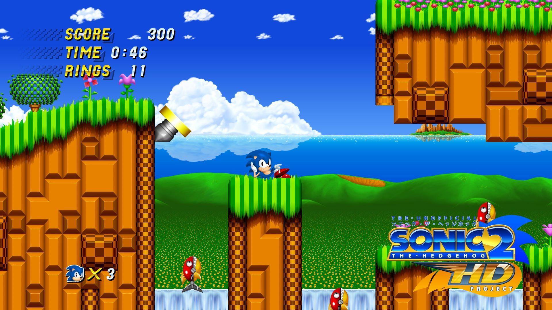 Foto de 280312 - Sonic 2 HD (1/5)