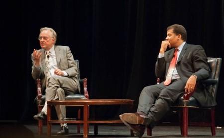 [Vídeo] Richard Dawkins replica irónicamente a Neil deGrasse