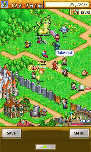 Dungeon Village Android