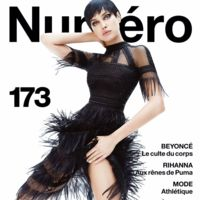 Irina Shayk sorprende con un pedazo de cambio de look en la portada de Numéro